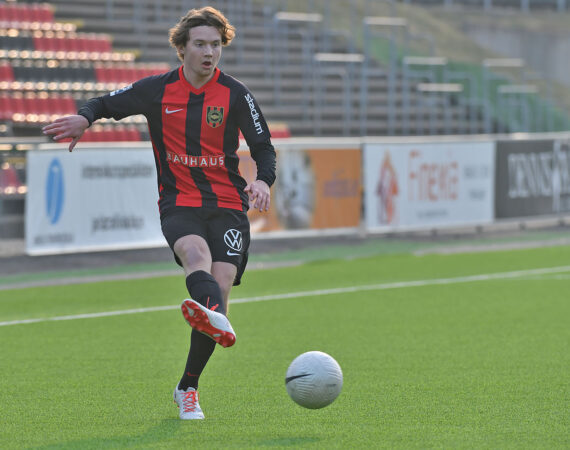 Felix Bennarp fortsätter karriären i Täby FK