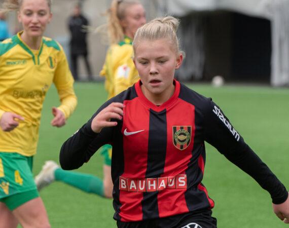 Förlust mot IFK Norrköping
