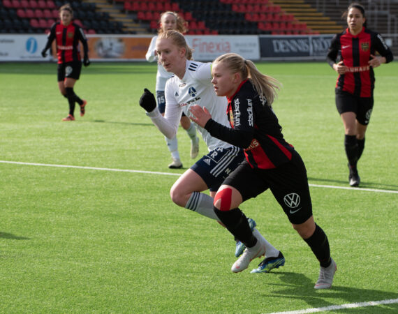 Matilda Nildén lämnar BP – går till AIK
