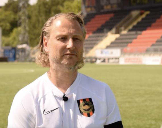 Anders Hermanson i ny roll som Utvecklingschef Ungdom