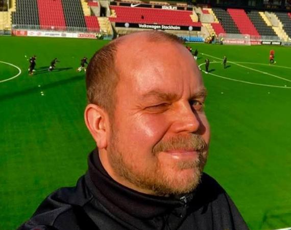 """Vila i frid Karl-Johan """"Kalle"""" Månsson"""