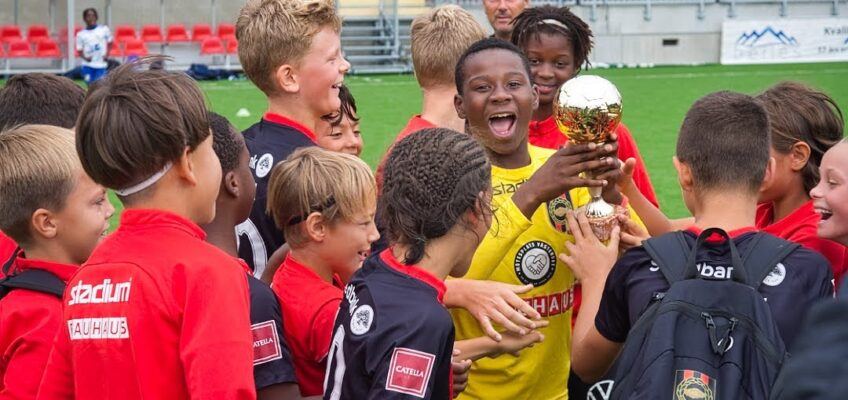 Ännu en lyckad upplaga av BP Volkswagen Cup genomförd