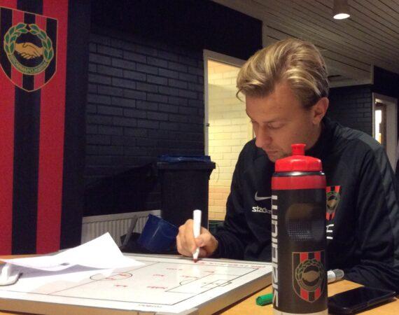 Herr U: P19 följde upp seger senast med kryss mot Norrköping.