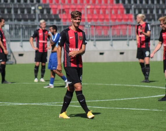 Vinst mot FC Linköping City