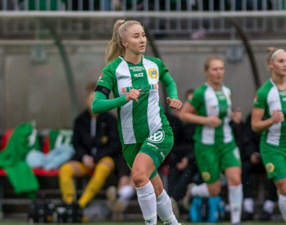 Jonna Ståhl ansluter till BP
