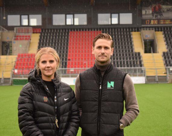 Norteam ny officiell partner till BP