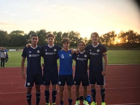 Fem BP-spelare på plan när Stockholm vann mot Skåne