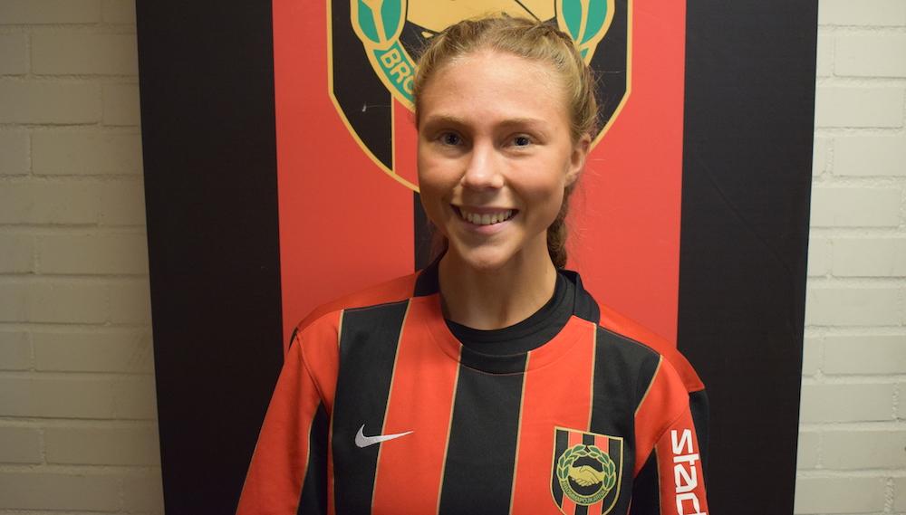 Välkommen till BP, Marie Segerholm