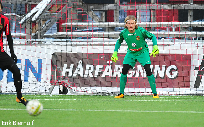 Viktor Göranzon lånas ut till Umeå FC