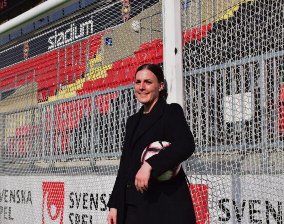 Sofia Andersson rekryteras – Utvecklat samarbete för att stärka verksamheten