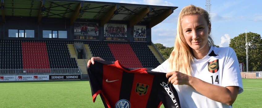 BPTV: Emma Lundh är hemma