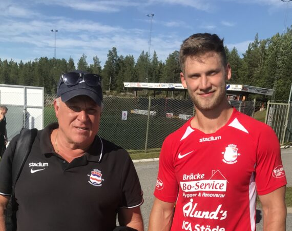 Oskar Nordlund, 27, ansluter till BP!