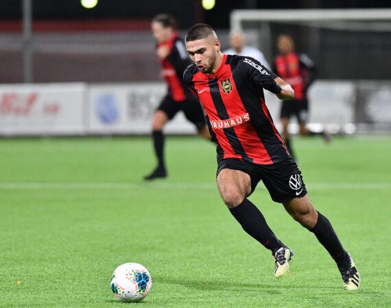 Omar Faraj förlänger