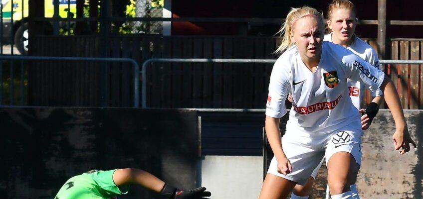 BP avslutade försäsongen med seger mot AIK