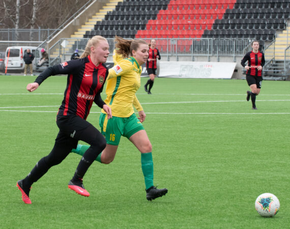 Inför Dam: BP – Älvsjö AIK