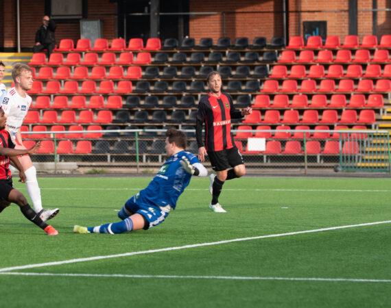 Storseger mot Hudiksvalls FF