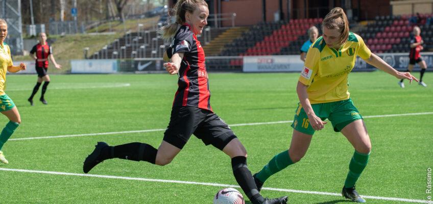 Höjdpunkter: BP – Lidköpings FK