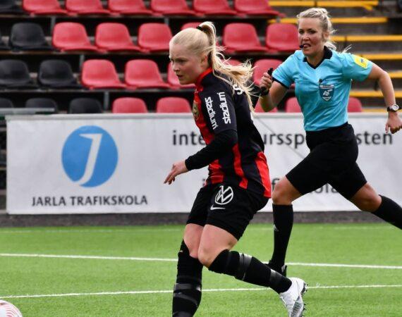 Inför Dam: BP -Alingsås FC